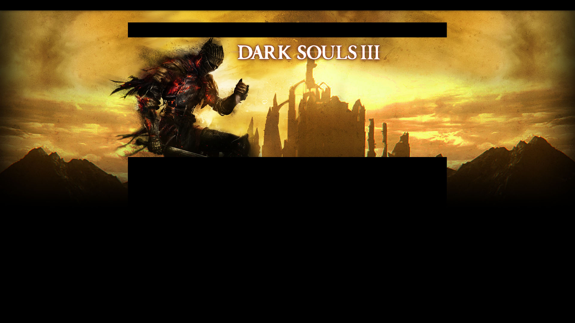 DARK SOULS III video game