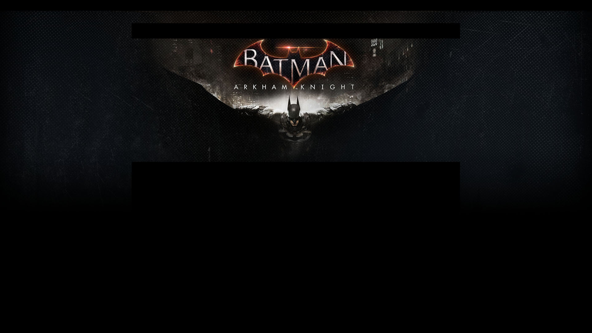 Batman: Arkham Knight video game