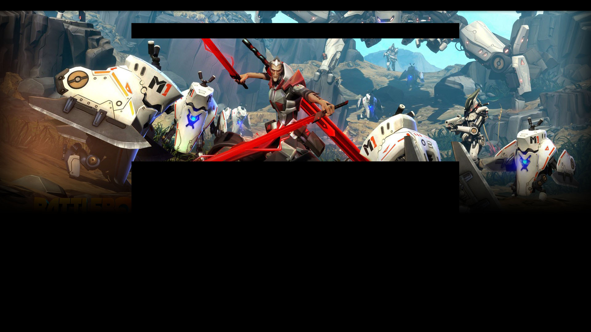 Battleborn video game