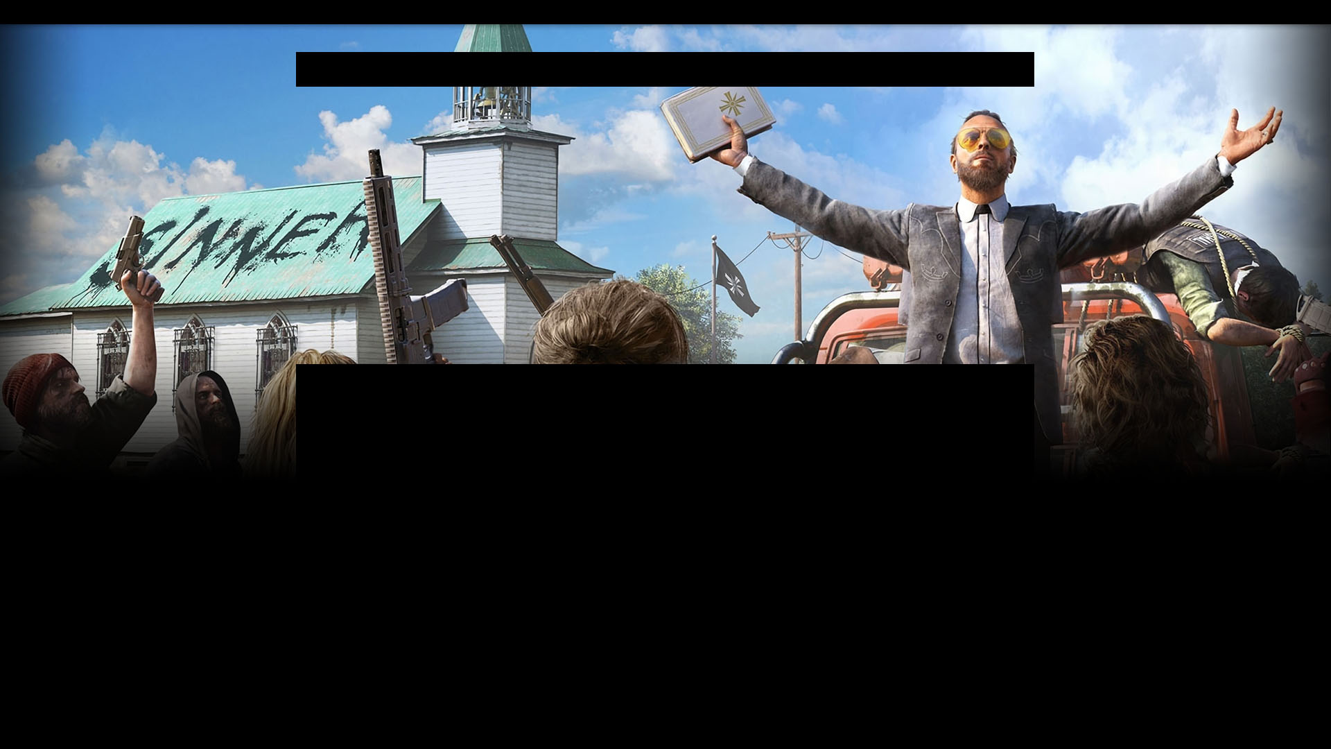 Far Cry 5 [PC/PS4/Xbox One] video game