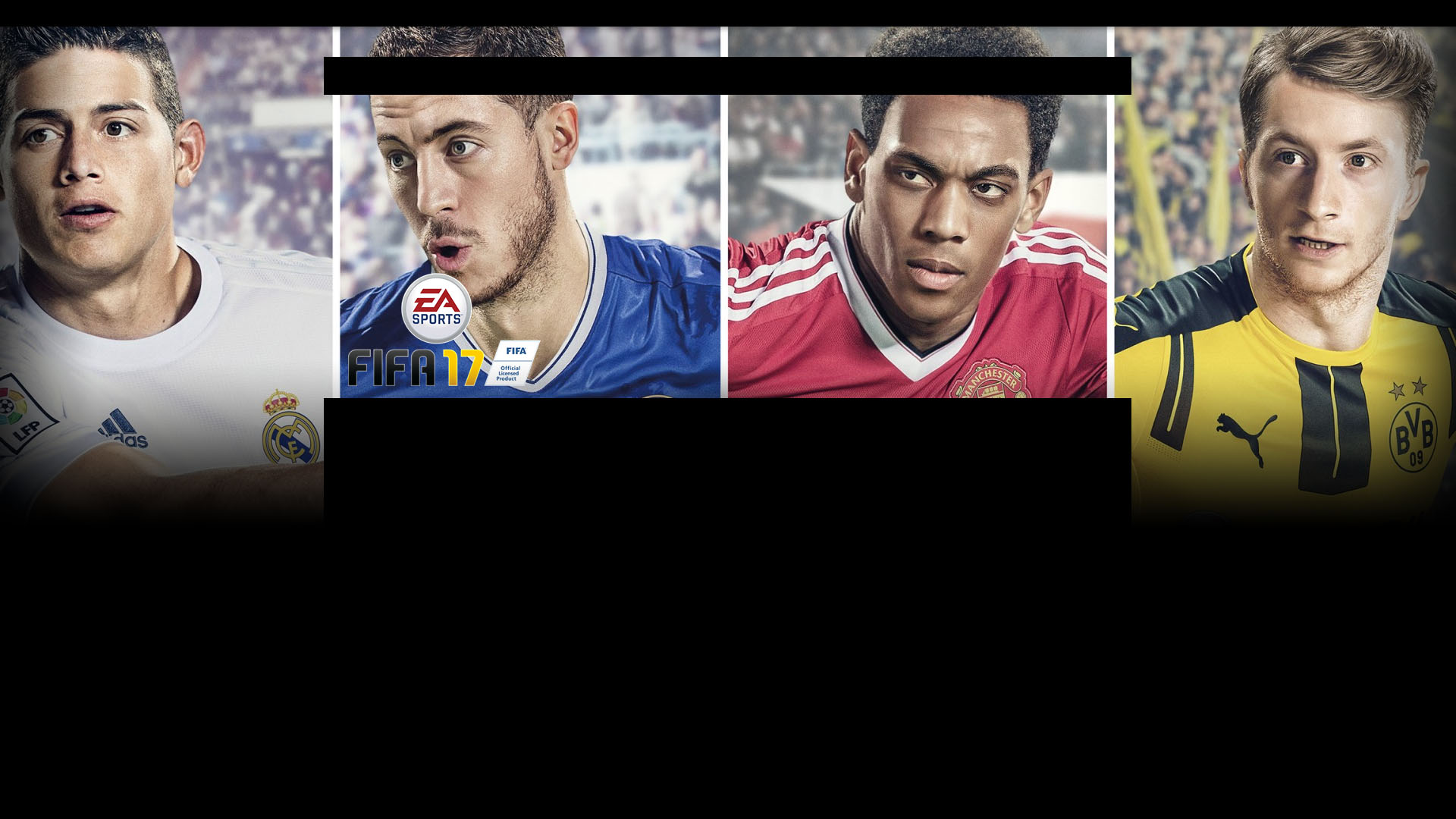 FIFA 17 [PC/PS/XBOX] video game