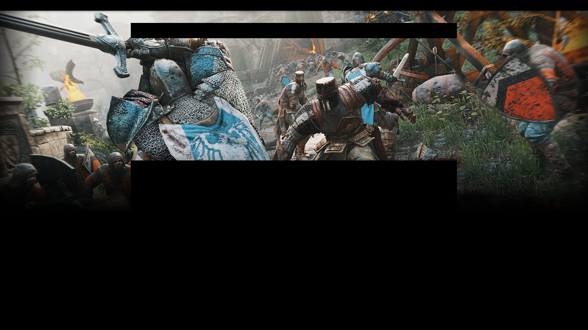 For Honor [PC/XBOX ONE/PS4] video game
