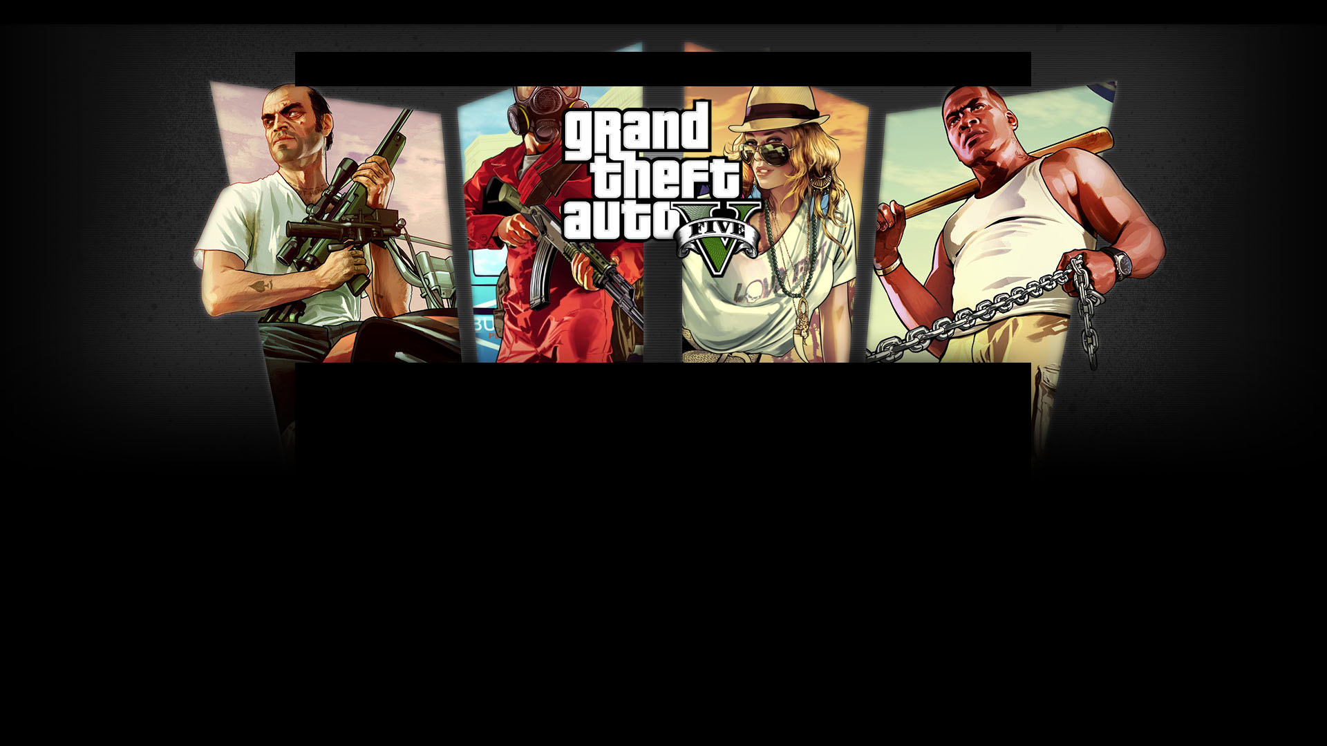 GRAND THEFT AUTO V PC video game