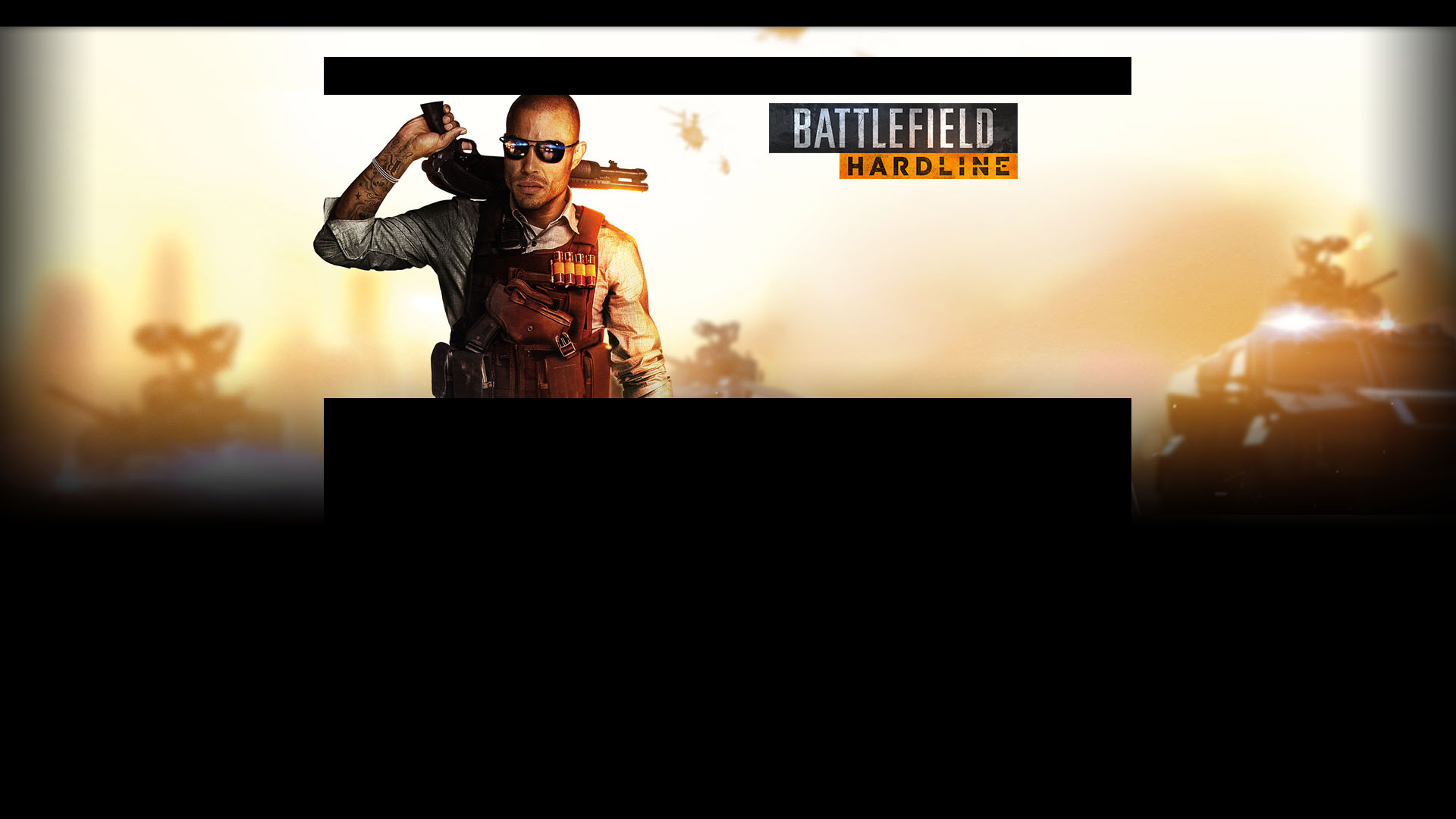 Battlefield Hardline video game