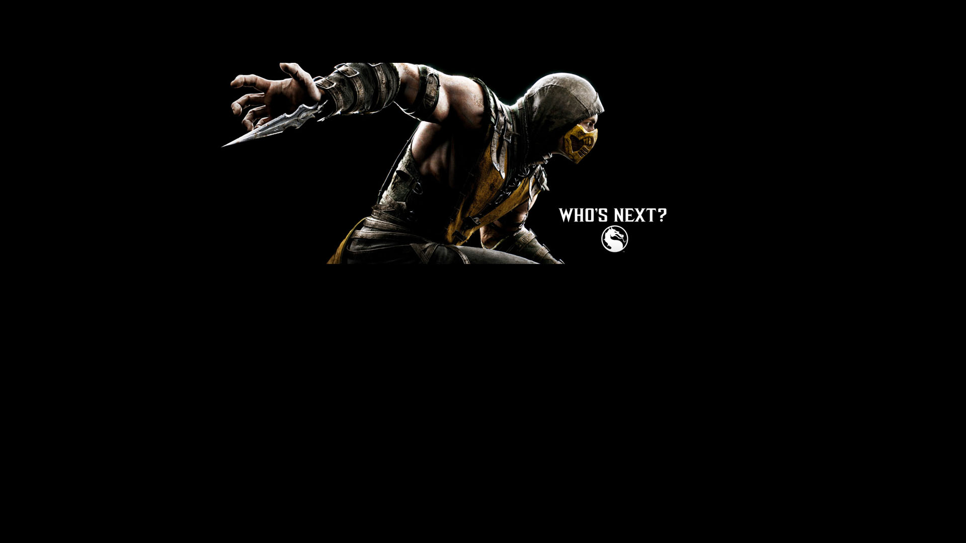 Mortal Kombat X PC/PS4/Xbox One video game