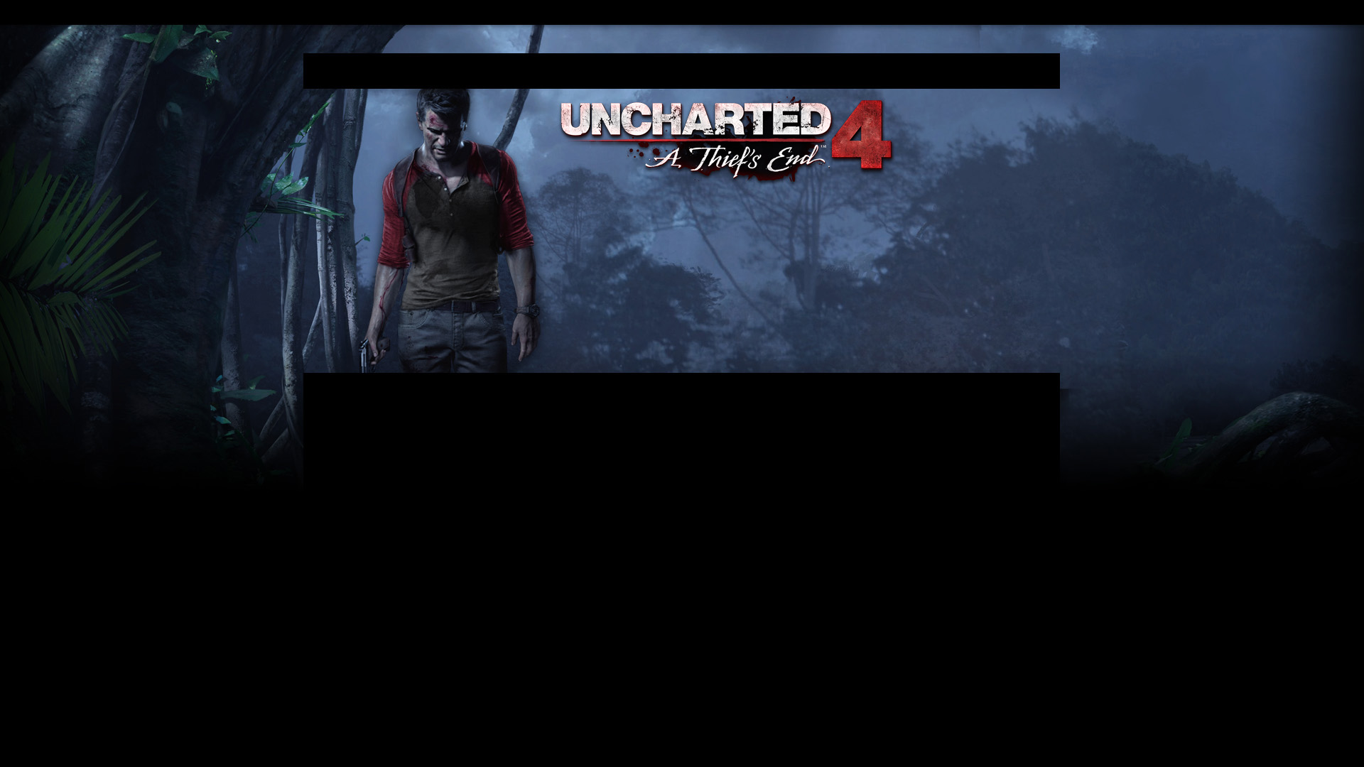 UNCHARTED 4: A THIEF'S END [PS4] video game