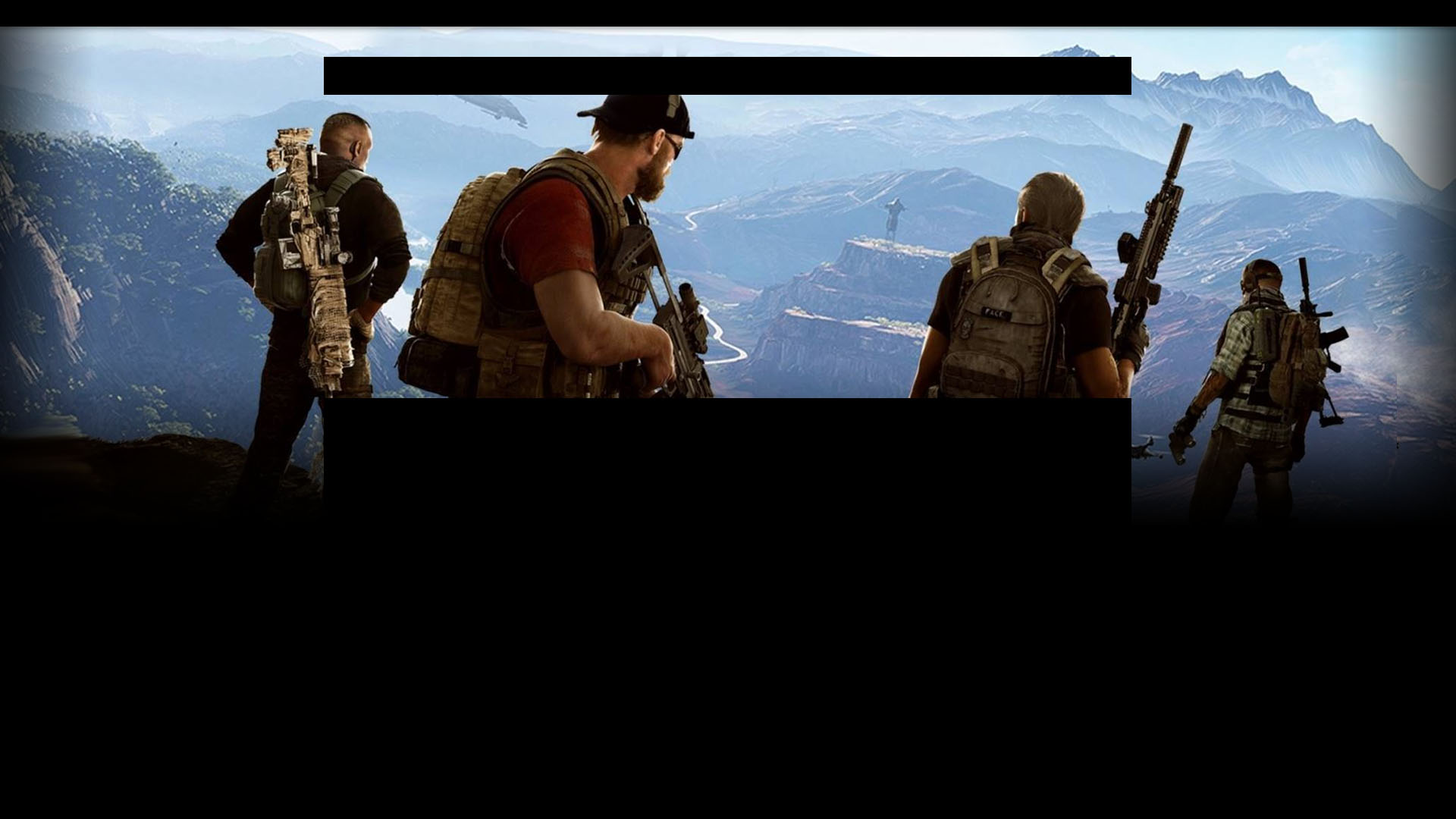 Ghost Recon Wildlands [PC/XBOX ONE/PS4] video game