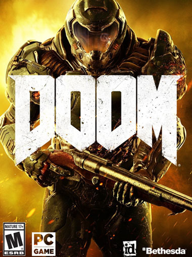 DOOM cd key