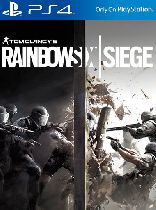 Buy Tom Clancys Rainbow Six Siege - PS4 (Digital Code) Game Download