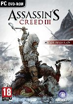 Buy Assassins Creed III Deluxe Edition Game Download