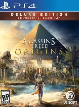 Buy Assassins Creed Origins Deluxe Edition - PS4 (Digital Code) Game Download