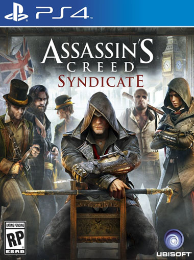 Assassin's Creed 6 Syndicate PS4