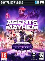 Buy Agents of Mayhem + DLC Game Download