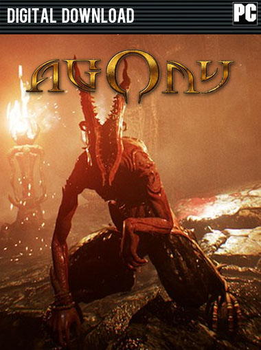 Agony cd key
