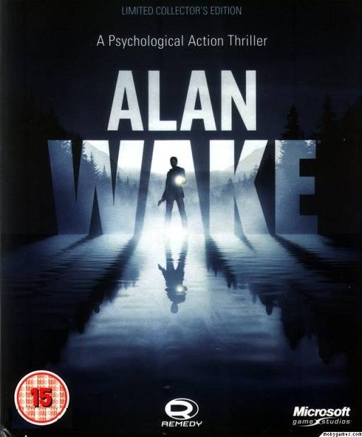 Alan Wake Collectors Edition cd key