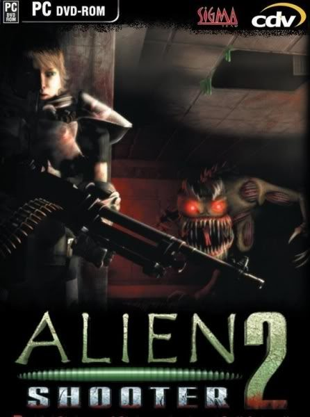 Alien Shooter 2: Reloaded cd key