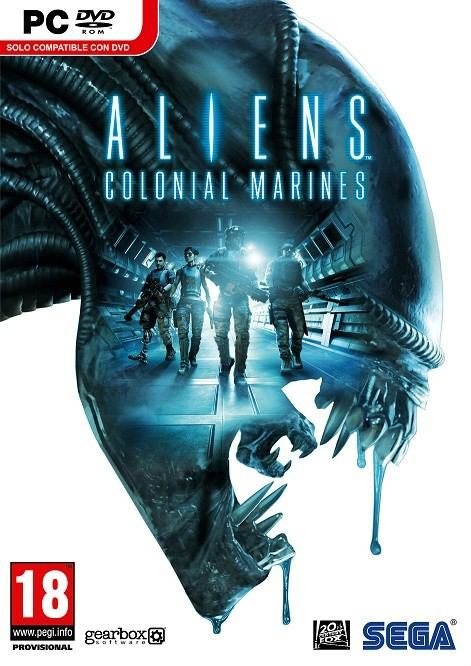 Aliens Colonial Marines Limited Edition cd key