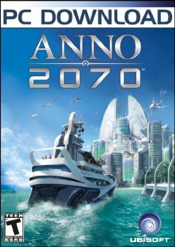 ANNO 2070 cd key