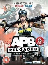 Buy APB: Reloaded Special Edition Game Download