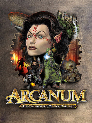 Arcanum Of Steamworks & Magick Obscura cd key