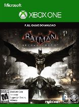 Buy Batman: Arkham Knight - Xbox One (Digital Code) Game Download