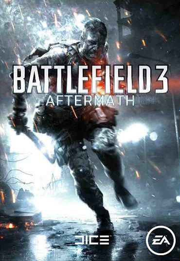 Battlefield 3 Aftermath DLC cd key