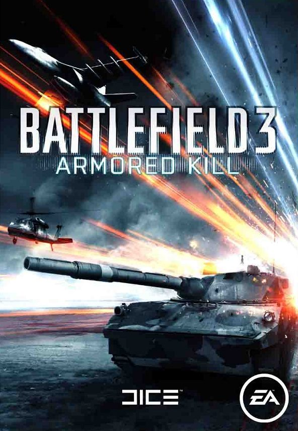 Battlefield 3 Armored Kill cd key