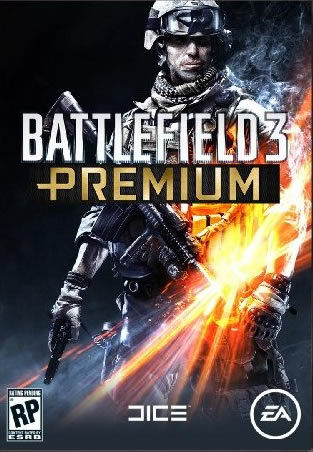 Battlefield 3 PREMIUM Service DLC cd key