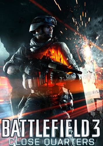 Battlefield 3 Close Quarters DLC cd key