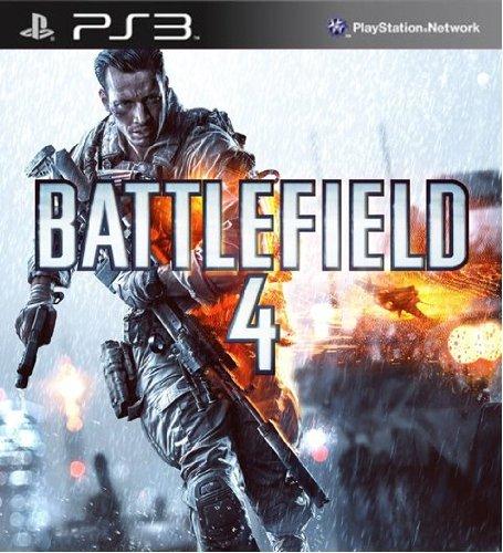 BF4 Battlefield 4 PS3