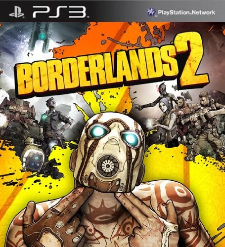 Borderlands 2 - PS3 (Digital Code) cd key