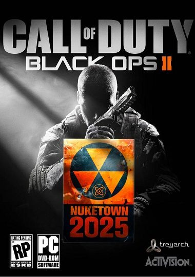 Call of Duty Black Ops 2 Nuketown Edition cd key