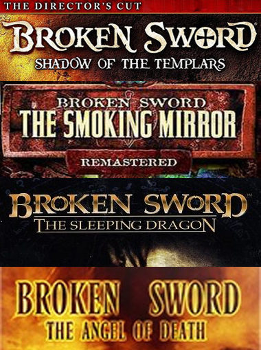 Broken Sword Franchise Pack cd key