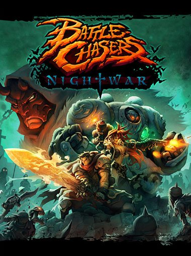 Battle Chasers Nightwar cd key