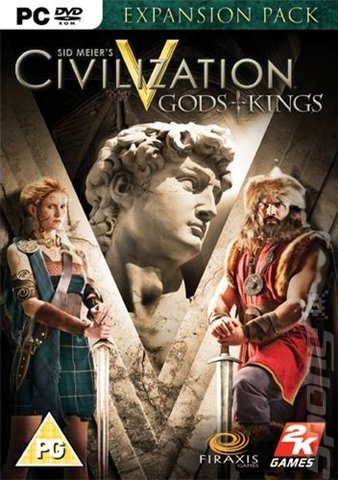 Sid Meiers Civilization V - Gods and Kings  cd key