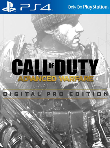 Call of Duty Advanced Warfare Digital Pro Edition - PS4 (Digital Code) cd key