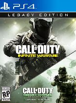 Buy Call Of Duty: Infinite Warfare - Legacy Edition - PS4 (Digital Code) Game Download