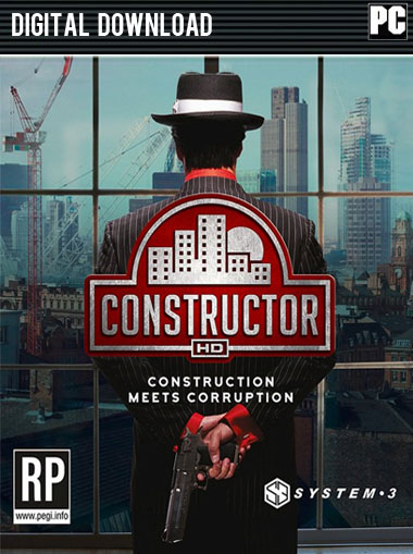Constructor HD cd key