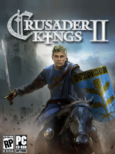 Crusader Kings II cd key