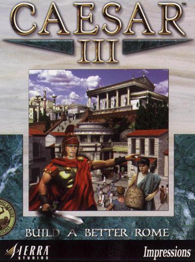 Caesar III (PC FR) Rare!