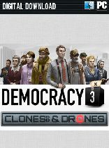 Buy Democracy 3: Clones and Drones Game Download