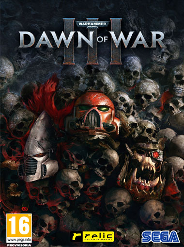 Warhammer 40000: Dawn of War III cd key