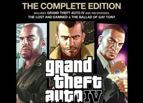 Grand Theft Auto IV Complete Edition (GTA 4)