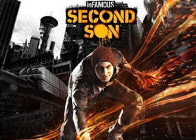 inFAMOUS Second Son - PS4 (Digital Code)