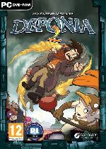 Buy Deponia 2: Chaos on Deponia Game Download
