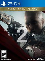 Buy Destiny 2 Deluxe Edition - PS4 (Digital Code) Game Download