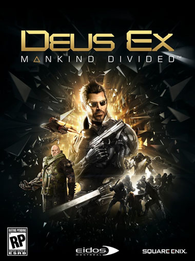 Deus Ex: Mankind Divided cd key