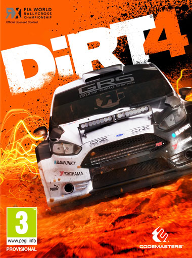 Dirt 4 cd key
