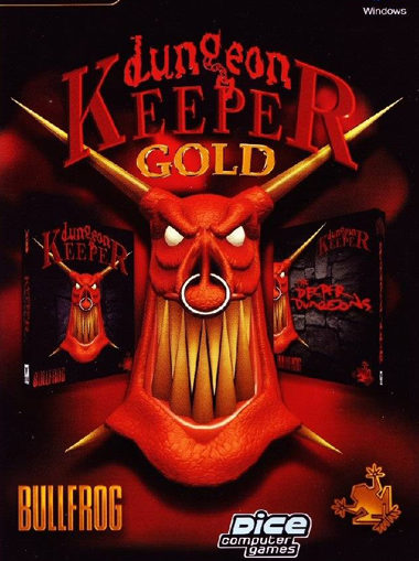Dungeon Keeper GOLD cd key