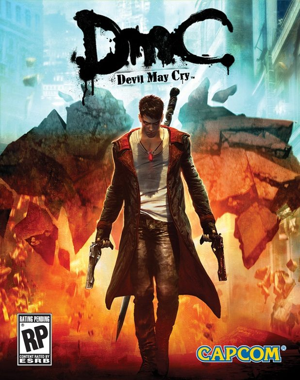 DmC Devil May Cry cd key